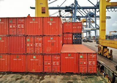Shin Yang Container